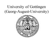 University of Gottingen (Georg-August-University) Founded in 1737, Georg-August-University