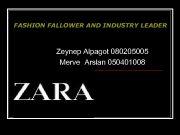 FASHION FALLOWER AND INDUSTRY LEADER Zeynep Alpagot 080205005