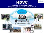 HDVC HD Visual Communication System Thiết bị Hội