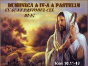 DUMINICA A IV-A A PASTELUI eu sunt pastorul