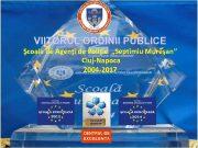 VIITORUL ORDINII PUBLICE Şcoala de Agenţi de Poliţie
