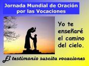 Jornada Mundial de Oración por las Vocaciones Yo