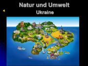 Natur und Umwelt Ukraine Winter Winter ist kalt