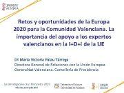 Retos y oportunidades de la Europa 2020 para