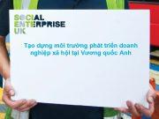 Tạo dựng môi trường phát triển doanh nghiệp