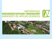 Green. Innovative. Practical. Weihenstephan-Triesdorf University of Applied Sciences,