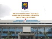 KEMENTERIAN DALAM NEGERI REPUBLK INDONESIA PENATA LAKSANAAN ASET