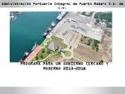 Administración Portuaria Integral de Puerto Madero S A