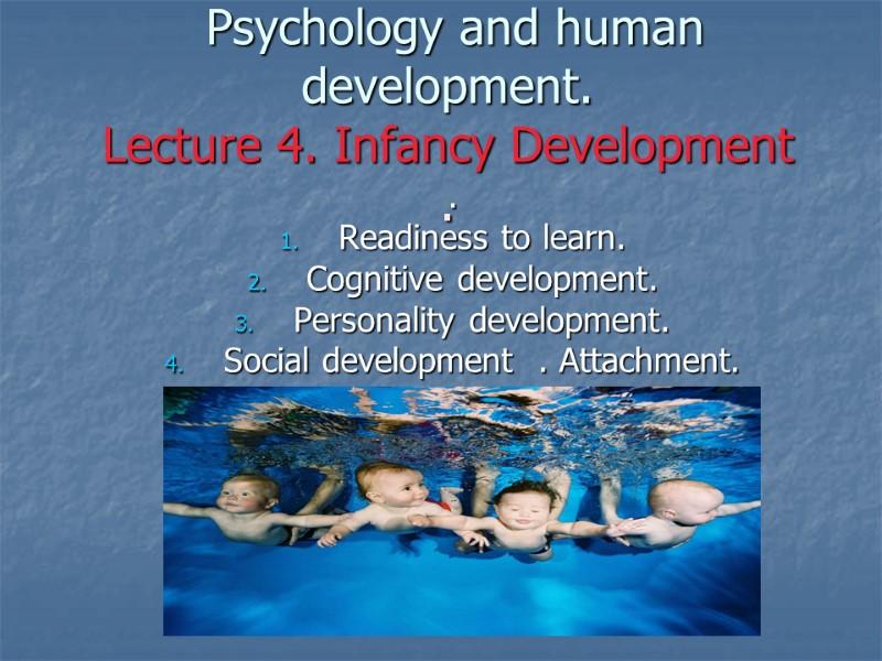 human development in psychology ppt