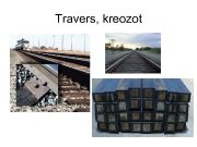 Travers kreozot Travers bakır naftenat hassas çevre