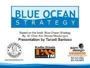 Konsep dasar Blue Ocean Strategy adalah Value Innovation