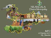 NKANGALA District Municipality Dr JS Moroka Thembisile Emakhazeni