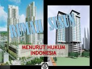 MENURUT HUKUM INDONESIA LANDASAN HUKUM PEMBANGUNAN RUMAH