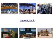 GEOPOLITICĂ Geopolitică Seminar 2 CIOCNIREA CIVILIZAŢIILOR Geopolitică