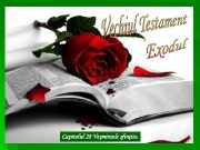 Capitolul 28 Veşmintele sfinţite Lui Aaron veşminte