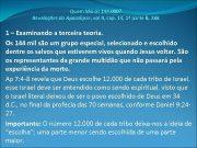 Quem São os 144 000 Revelações do Apocalipse