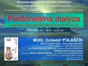 Slovenská zdravotnícka univerzita v Bratislave Fakulta ošetrovateľstva a