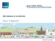 Gli italiani e la felicità Pesaro 27