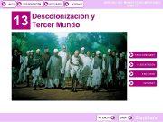 INICIO PRESENTACIÓN 13 RECURSOS INTERNET HISTORIA DEL MUNDO