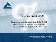 Universidad- Entorno Económico del IPADE Sergio Raimond