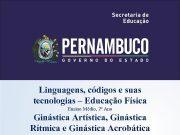 Linguagens códigos e suas tecnologias Educação Física