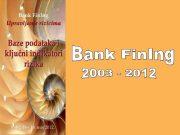 Bank Fin Ing Upravljanje rizicima 2003 2011