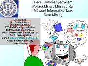 Pécsi Tudományegyetem Pollack Mihály Műszaki Kar Műszaki Informatika