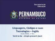 Linguagens Códigos e suas Tecnologias Inglês Ensino