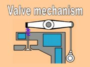 Valve mechanism mu The air induction valve, the