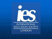 INTERNATIONAL EDUCATION SOCIETY ako jediná európska spoločnosť sa