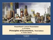 Power. Point® Lecture Presentation to accompany  Principles