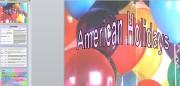 Презентация американские праздники