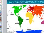 Презентации по английскому языку Countries