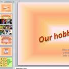 Презентация Хобби на английском
