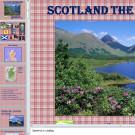Презентация «Шотландия»