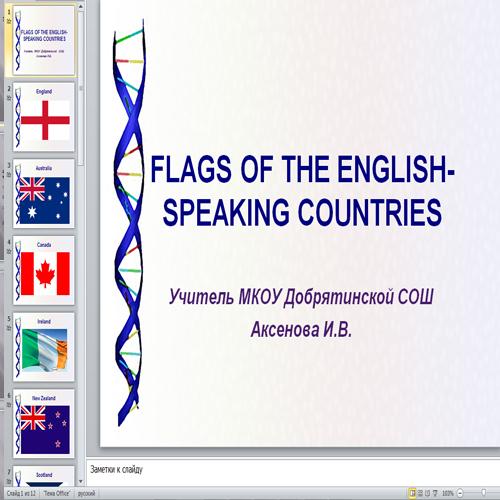 Презентация о стране