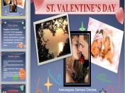Презентация День святого Валентина