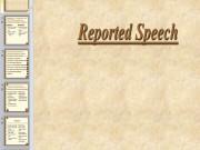 Презентация Косвенная речь