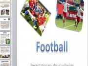 Презентация Football