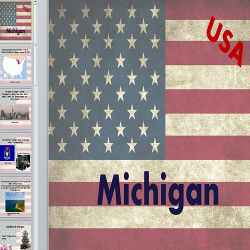 Презентация Michigan