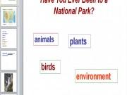 Презентация Национальные Парки США и Великобритании