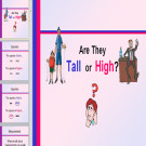 Презентация Tall or high
