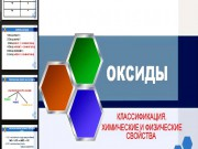 Презентация Оксиды