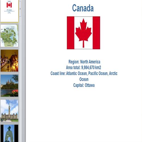 Презентация О Канаде