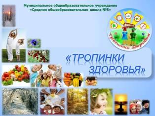 Презентация Тропинки к здоровья