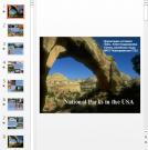 Презентация Национальные парки США