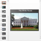 Презентация The White house