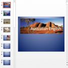Презентация Австралийский английский