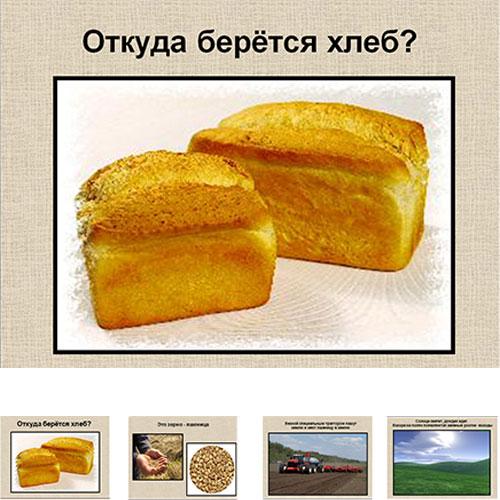Презентация Хлеб всему голова