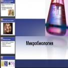 Презентация Микробиология